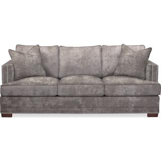 Arden Cumulus Sofa - Hearth Cement