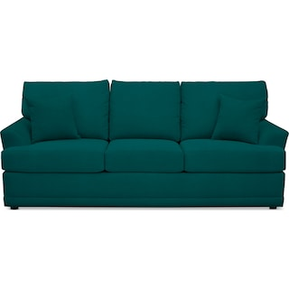 Berkeley Sofa - Toscana Peacock