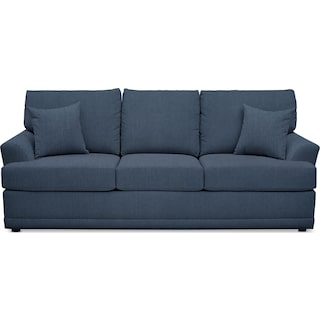 Berkeley Performance Sofa - Peyton Navy