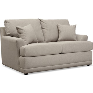 Berkeley Loveseat - Weddington Cement