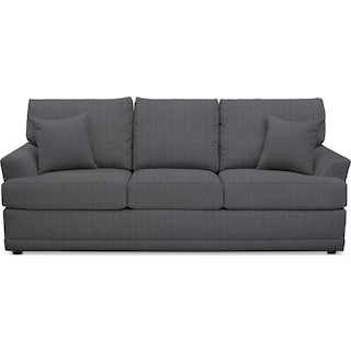 Berkeley Sofa - Depalma Charcoal