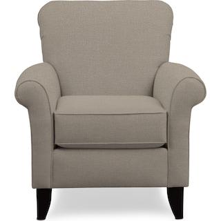 Kingston Performance Accent Chair - Benavento Dove
