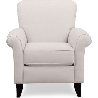 Kingston Accent Chair - Anders Ivory