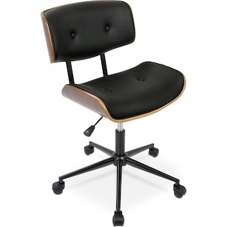 Blakely Office Chair - Black