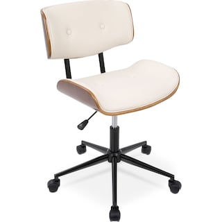 Blakely Office Chair - Cream