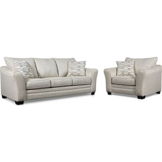 Braden Sofa and Chair Set