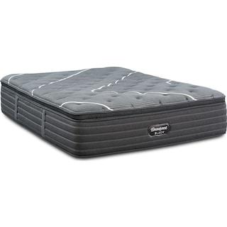 BRB C-Class Plush Pillow Top Full Mattress