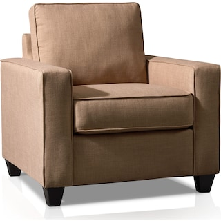 Burton Chair - Taupe