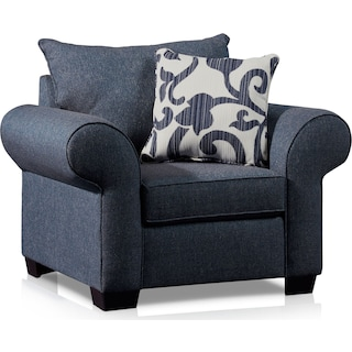 Calloway Chair - Blue