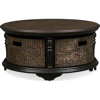 Charleston Coffee Table - Black