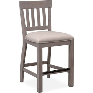 Charthouse Counter-Height Stool - Gray