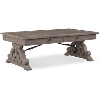Charthouse Coffee Table - Gray