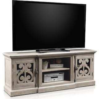 Charthouse TV Stand - Gray