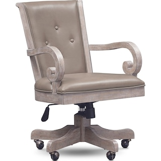 Charthouse Office Desk Chair - Gray