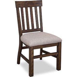 Charthouse Dining Chair - Nutmeg