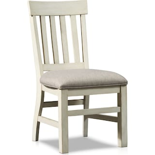 Charthouse Dining Chair - Alabaster