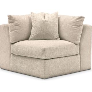 Collin Comfort Performance Corner Chair - Halifax Shell