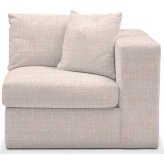 Collin Cumulus Right-Facing Chair - Mason Porcelain