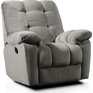 Cordelle Manual Recliner - Gray