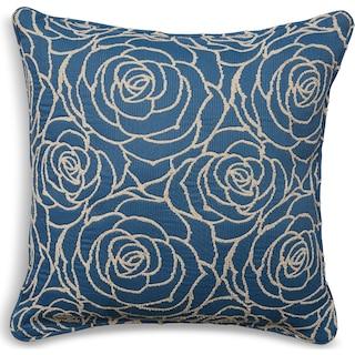 Custom Pillow - Aruba Ocean