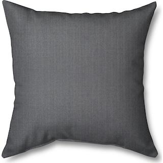 Custom Pillow - Depalma Charcoal