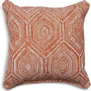 Custom Pillow - Seaton Tangelo