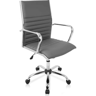 Director Office Chair - Gray