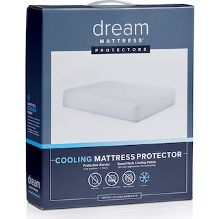 Dream Twin Cooling Mattress Protector
