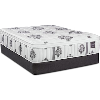 Dream Restore Firm Twin XL Mattress and Foundation