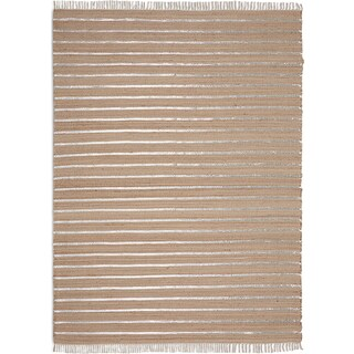 Dylan 8' x 10' Area Rug - Silver/Natural