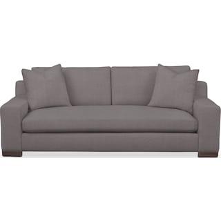 Ethan Comfort Performance Sofa- Benavento Stone
