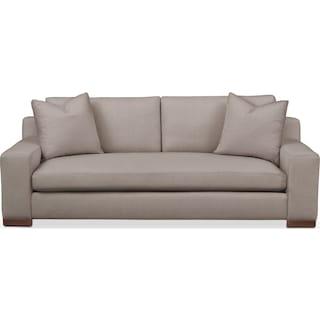 Ethan Comfort Sofa - Abington TW Fog