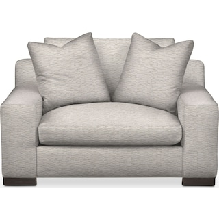 Ethan Cumulus Chair and a Half - Ivory