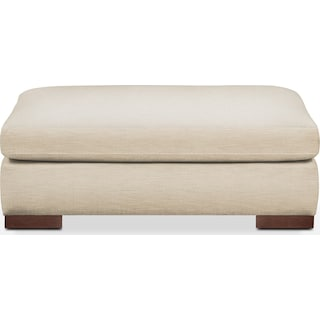 Ethan Cumulus Ottoman - Anders Ivory