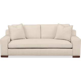 Ethan Comfort Sofa - Curious Pearl