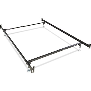 Twin/Full Glide Bed Frame