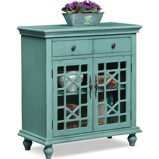 Grenoble Cabinet - Teal
