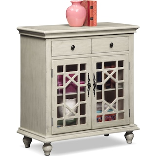 Grenoble Cabinet - Ivory
