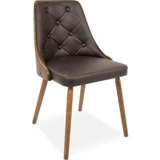 Howell Chair - Brown