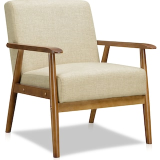 Jennings Accent Chair - Beige