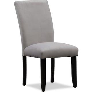 Lennox Dining Chair - Gray