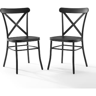 Lex Set of 2 Chairs