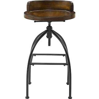 Logan Adjustable Stool