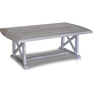 Marshall Outdoor Rectangular Dining Table
