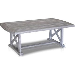 Marshall Outdoor Rectangular Dining Table