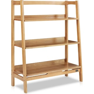 Mitch Bookcase - Light Wood