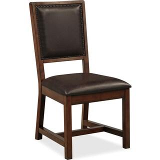 Newcastle Dining Chair - Mahogany