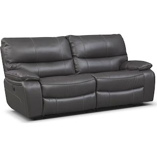 Orlando Power Reclining Sofa - Gray
