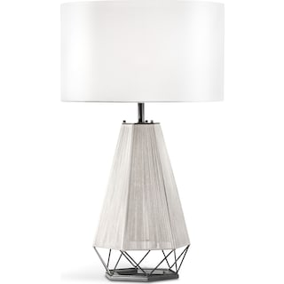 Polygon Table Lamp