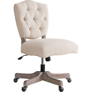 Presley Office Chair - White
